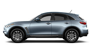 2017 INFINITI QX70 for Sale in Thousand Oaks, CA