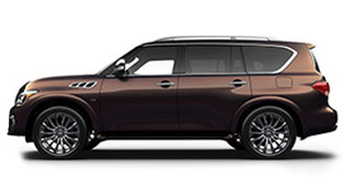 2017 INFINITI QX80 for Sale in Thousand Oaks, CA