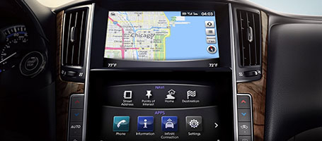 INFINITI InTouch™