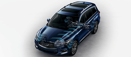 2018 INFINITI QX60 performance