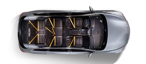 2018 INFINITI QX60 safety