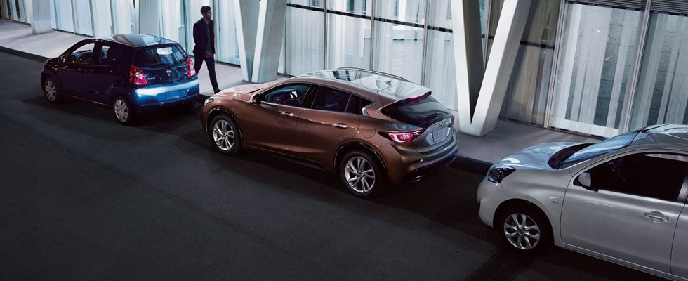 2019 INFINITI QX30 Safety Main Img