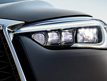 2019 INFINITI QX50LED headlamps