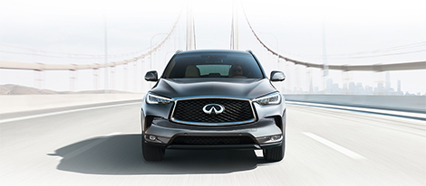 2019 INFINITI QX50 safety
