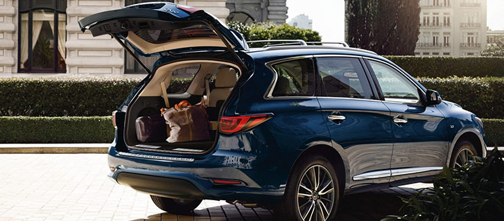 2019 INFINITI QX60 Motion Activated Liftgate