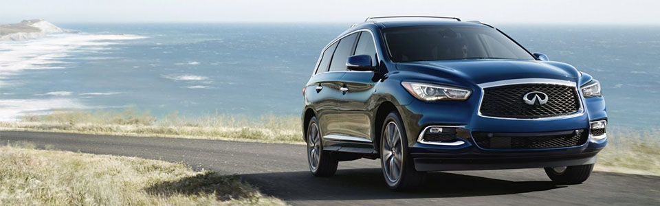 2019 INFINITI QX60 Safety Main Img