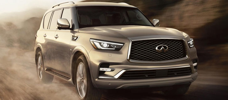 2019 INFINITI QX80 performance