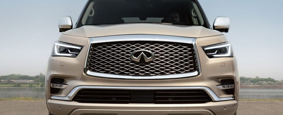2019 INFINITI QX80 Safety Main Img