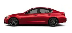 Q50 RED SPORT 400