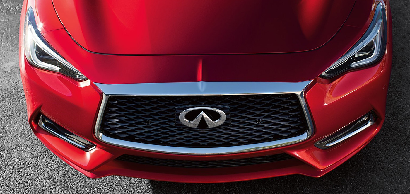 2020 INFINITI Q60 Safety Main Img