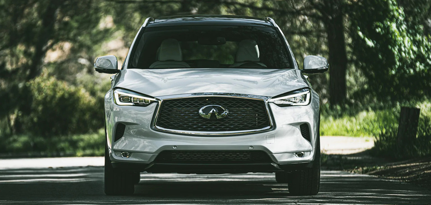 2020 INFINITI QX50 Safety Main Img