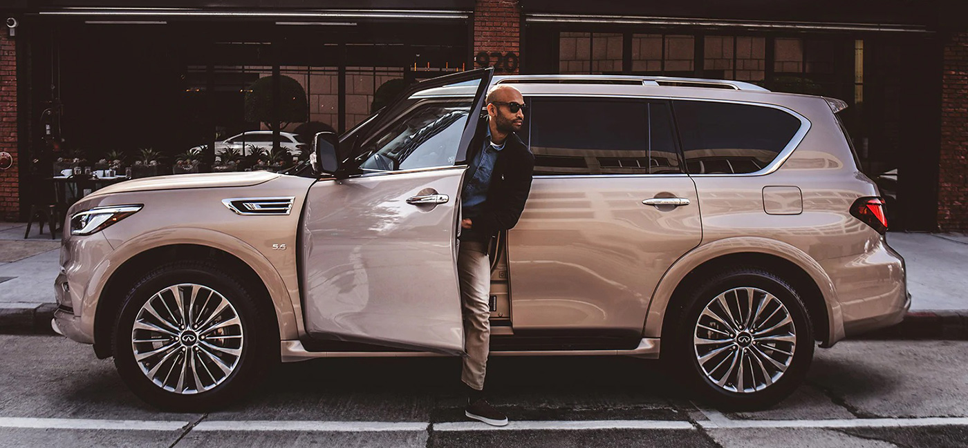 2020 INFINITI QX80 Safety Main Img