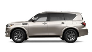 2021 Infiniti QX80 for Sale in Thousand Oaks, CA