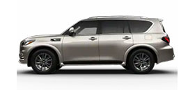 QX80 LUXE 4WD