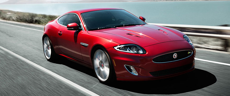 2015 Jaguar XK Coupe Main Img