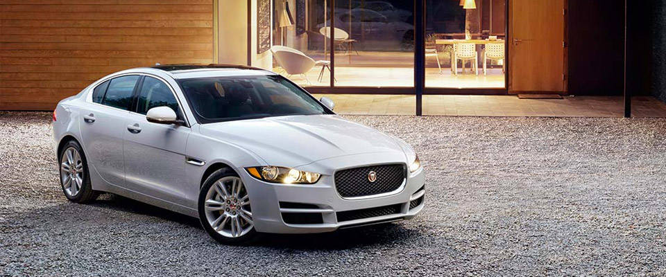 2016 Jaguar XE Sedan Appearance Main Img