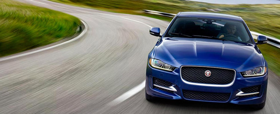 2016 Jaguar XE Sedan Safety Main Img