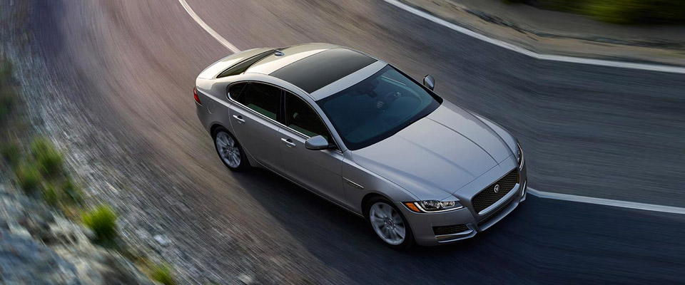 2016 Jaguar XF Sedan Appearance Main Img