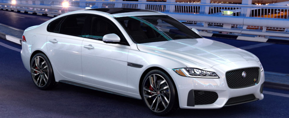 2016 Jaguar XF Sedan Main Img
