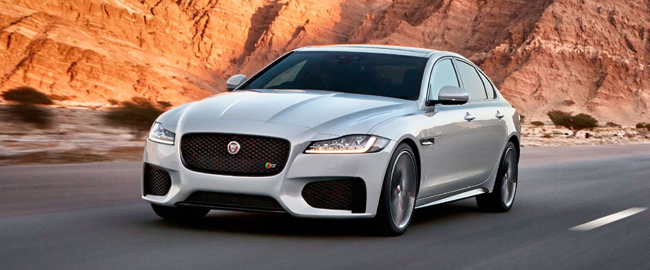 2017 Jaguar XF Main Img