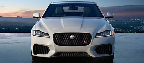 2017 Jaguar XF safety
