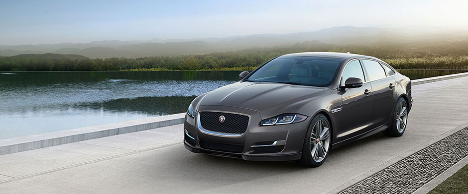 2017 Jaguar XJ Main Img