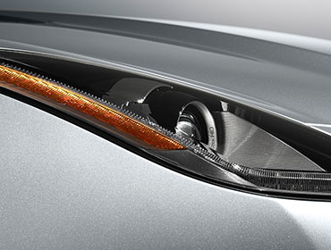 F-Type Headlights
