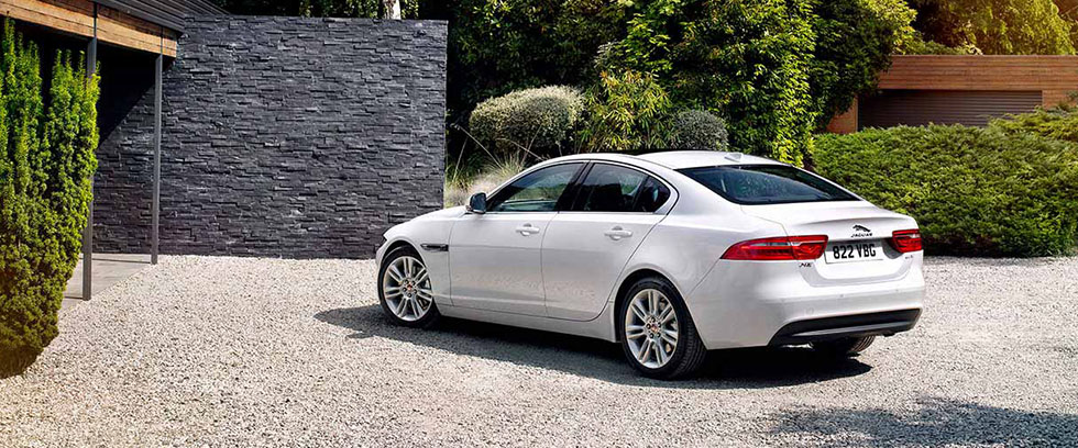2018 Jaguar XE Sedan Appearance Main Img