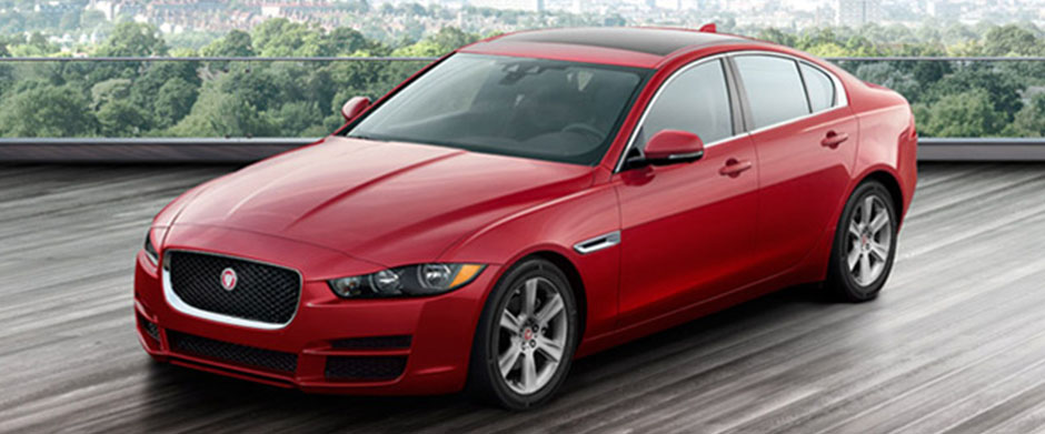 2018 Jaguar XE Sedan Main Img