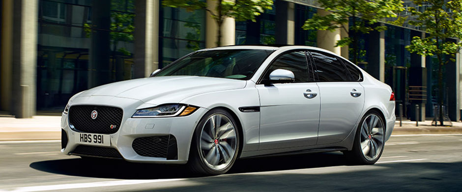 2018 Jaguar XF Sedan Main Img