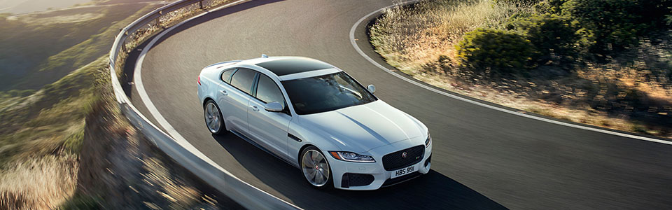 2018 Jaguar XF Sedan Safety Main Img