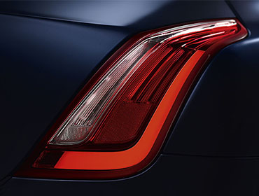 Striking Taillights