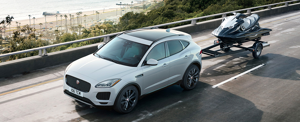 2019 Jaguar E-Pace Safety Main Img