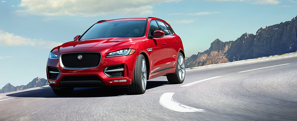 2019 Jaguar F-Pace Safety Main Img