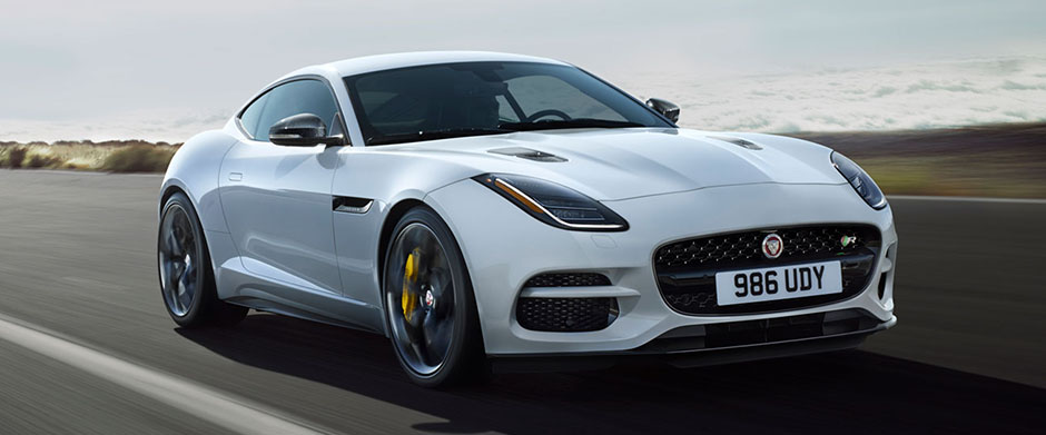 2019 Jaguar F-Type Main Img