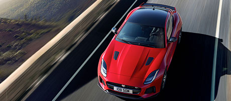 2019 Jaguar F-Type performance