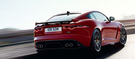 2019 Jaguar F-Type Active Sport Exhaust