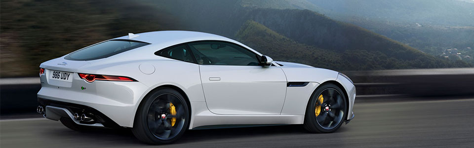 2019 Jaguar F-Type Safety Main Img