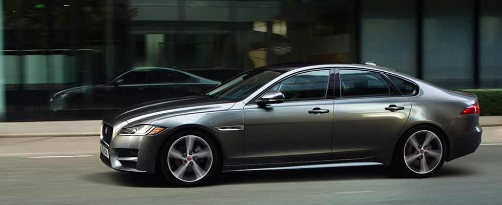 2019 Jaguar XF Appearance Main Img