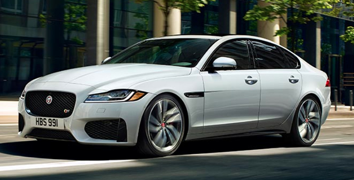 2019 Jaguar XF performance