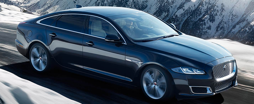 2019 Jaguar XJ Main Img