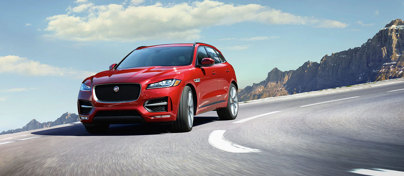 2020 Jaguar F-Pace Safety Main Img