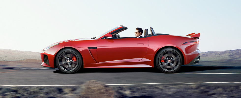 2020 Jaguar F-Type Appearance Main Img