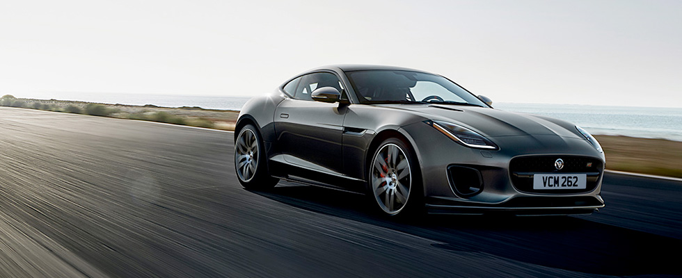 2020 Jaguar F-Type Main Img