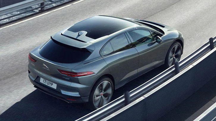 2020 Jaguar I-Pace performance