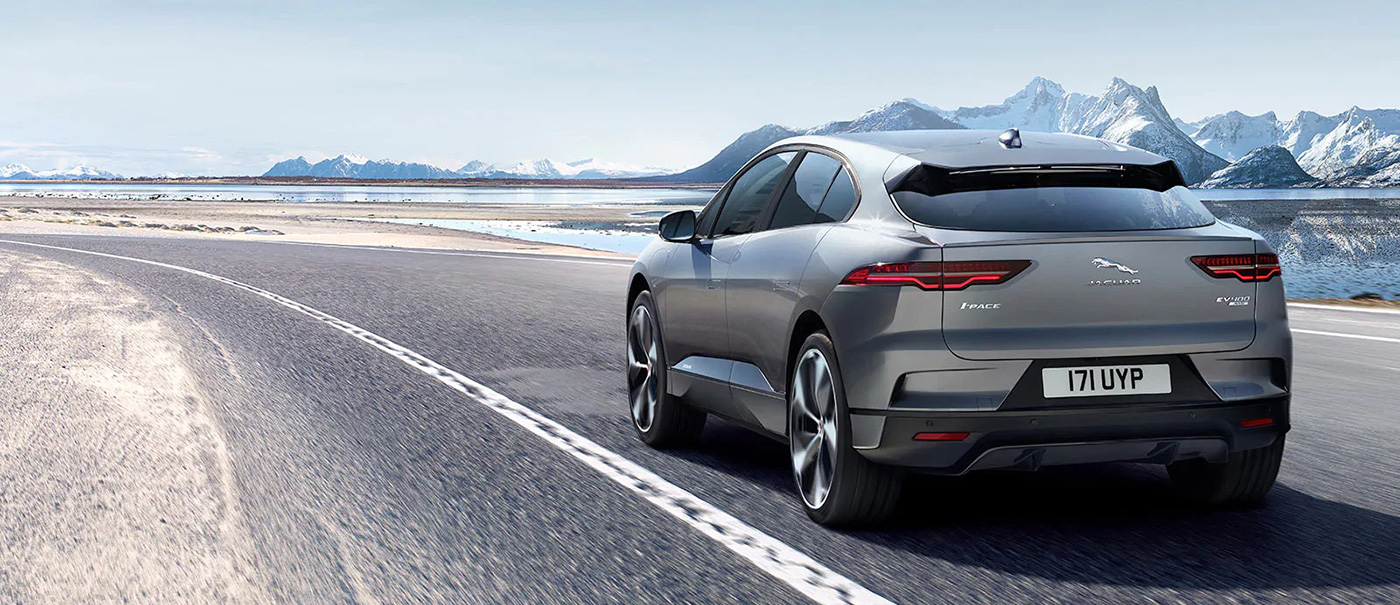 2020 Jaguar I-Pace Safety Main Img