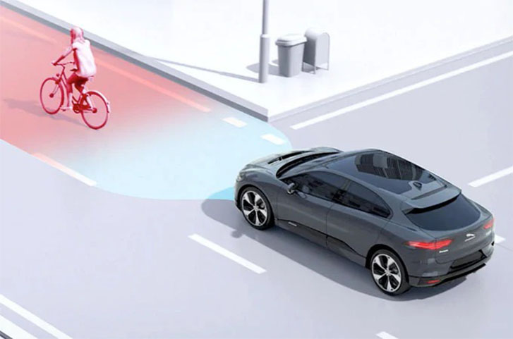 2020 Jaguar I-Pace safety