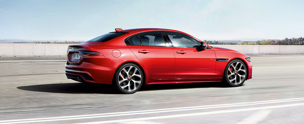 2020 Jaguar XE Appearance Main Img