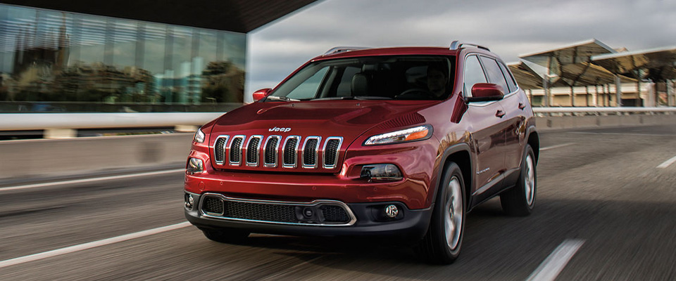 2015 Jeep Cherokee Appearance Main Img