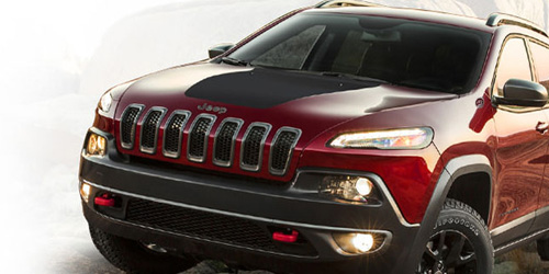2015 Jeep Cherokee performance